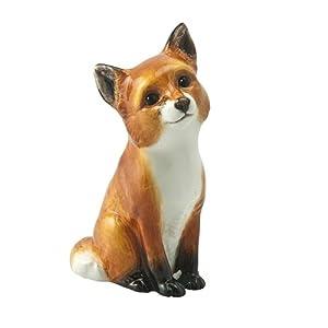 John Beswick JBWM4 Wildlife Ornament Figure Fox Cub