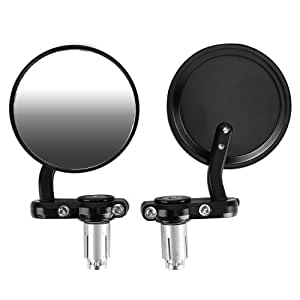 2x atv quad scoter roller motorrad spiegel. Black Bedroom Furniture Sets. Home Design Ideas