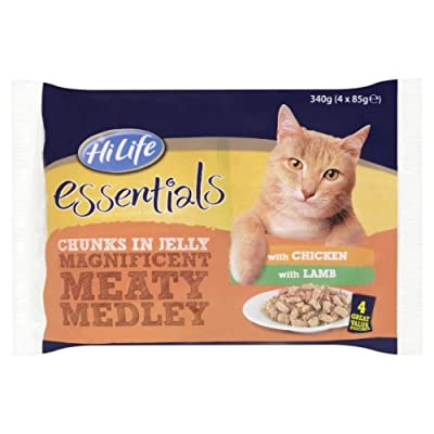 HiLife Essentials Cat Food Meaty Medley_P
