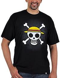 OnePiece - T-shirt - Homme -  Noir - X-Small