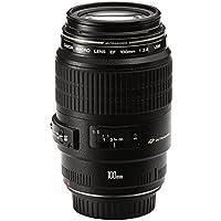 Canon EF 100MM F/2.8 Macro USM - Objetivo para Canon (distancia focal fija 100mm)