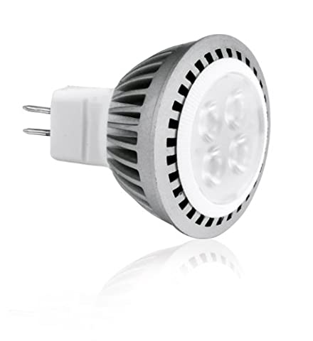 Aurora Premium 7W 12V MR16 LED Light Bulbs, Warm White, 3000k 50W Replacement - 3 Year Guarantee