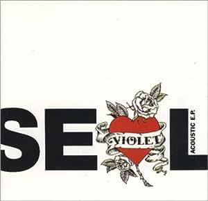 VIOLET THE ACOUSTIC E.P. (SINGLE) 4 TRACK 1992 CD ZANG27CDX [UK Import]