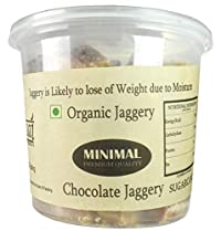 Minimal Organic Jaggery/Chocolate Jaggery,1Kg