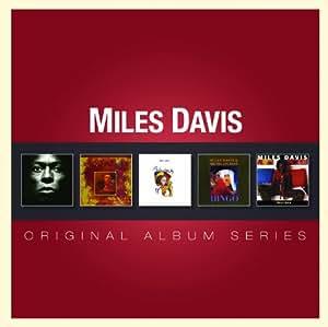 Miles Davis: Tutu / Music from Siesta / Amandla