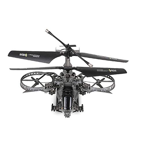 CAOQAO Mini Micro Drohne Rc Helikopter Kinder Spielzeug Drohne Kaufen 360-Grad-3D-Version 2,4-GHz-Steuersystem ABS-Luftfahrtmaterial USB-Ladekabel Coole Spielzeuge