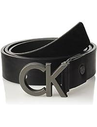 Calvin Klein Jeans Herren Gürtel Casual Ck Adj. Buckle Belt