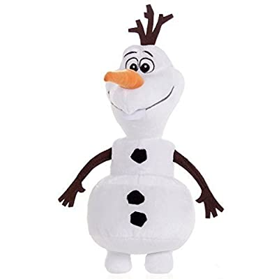 Peluche GRANDE 40cm OLAF Muneco de nieve FROZEN DISNEY Original por Disney - Pts