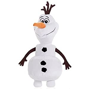 frozen olaf peluche grande 40cm 100 originale disney. Black Bedroom Furniture Sets. Home Design Ideas