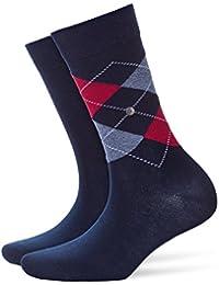 Burlington Damen Socken, Blickdicht (2er Pack)