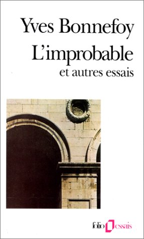 L'Improbable et autres essais / Un Rêve fait à Mantoue