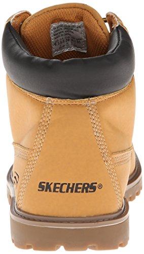Skechers MeccaBunkhouse, Stivali bambino Marrone (WTN)