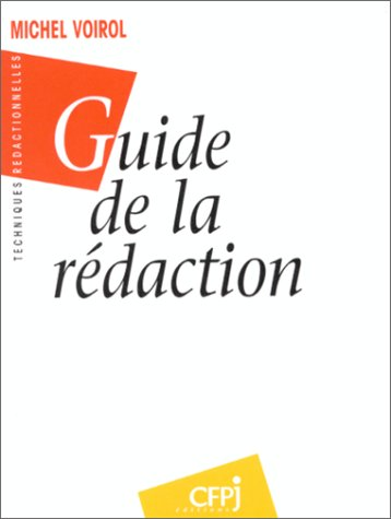 Guide de la rdaction