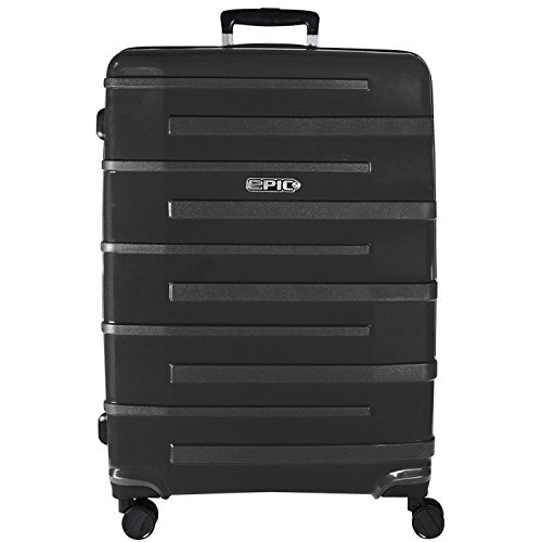 Epic Neo-X Ultra Valise 4 roulettes 75 cm Black