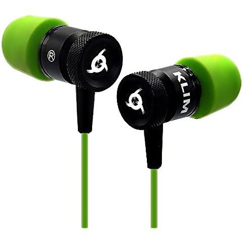 KLIM Fusion Auricolari per audio di alta qualità – Lunga durata + Garanzia 5 anni (Dell Windows Vista)