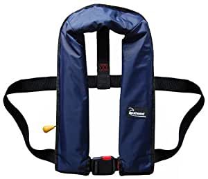 Bluewave 150N Navy Manual Gas Lifejacket