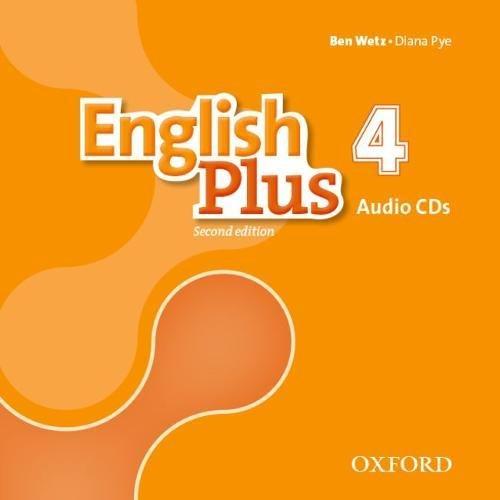 English Plus: Level 4: Class Audio CDs
