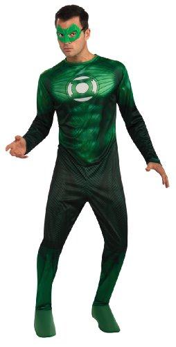 Kostüm Green Lantern Hal Jordan (Kostüm Männer Für Lantern Green Erwachsene)