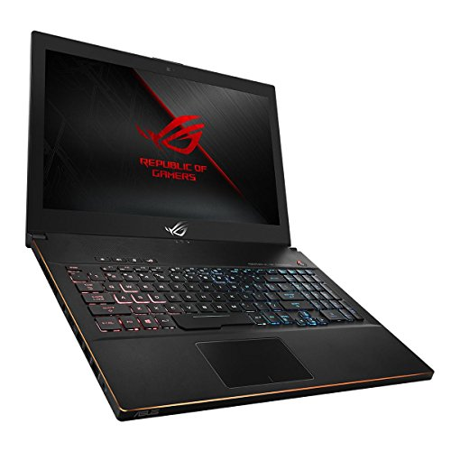 ASUS ROG Zephyrus M GM501GS-EI003T 15.6 Inch Full HD 144 Hz Screen Gaming Laptop (Black) (Intel i7-8750H, 16 GB RAM, 1 TB FireCuda HDD + 256 GB PCI-E SSD, Nvidia GTX 1070 8 GB Max-P Graphics, Windows 10)