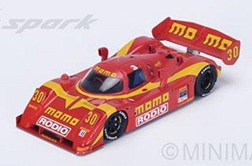 spark-model-s3884-nissan-90-gtp-momo-imsa-1993-gmoretti-dbell-143-die-cast