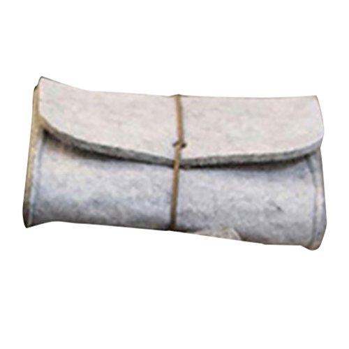 Baymate Universaltasche Für Elektronische Kleingeräte Aufbewahrungstasche Licht Grau