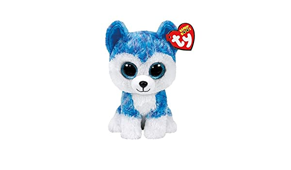 be55a25ab90 Buy Ty Beanie Boos Skylar - Husky (Justice Exclusive) Online at Low Prices  in India - Amazon.in