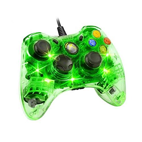 Xbox 360 Afterglow Controller (Smart Track) (360-controller Afterglow Xbox)