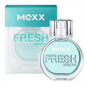 3 x Mexx Fresh donna Eau De Toilette Spray 15 ml, (3 x 15 ml)