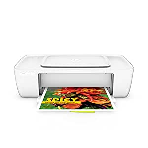 HP Deskjet 1110 (F5S20B), Stampanti a getto d'inchiostro ( A4, Hi-Speed ​​USB 2.0, 4800 x 1200 dpi), bianco