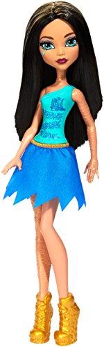 Mattel Monster High Cleo de Nile de animadora Doll–(dyc33)