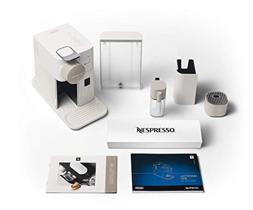 Nespresso Lattissima One Pod Coffee Machine by De'Longhi