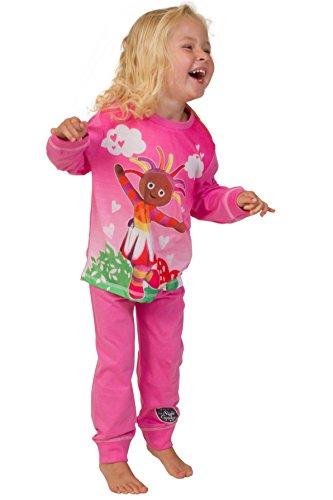 Kostüm Feuerwehrmann Mädchen in the Night Garden Upsy Daisy Schlafanzug 1bis 3Jahre W16 Gr. 86, (Baby Kostüme Für Daisy)