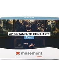 Musement Giftbox - APPUNTAMENTO CON L'ARTE (Extra) - Cofanetto regalo