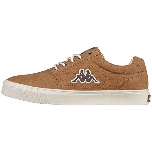 kappa-porto-unisex-adults-low-top-sneakers-beige-4150-beige-brown-95-uk-44-eu