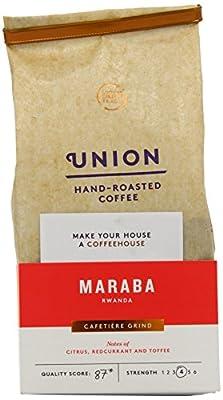Union Rwanda Maraba Ground Coffee 200 g (Pack of 3)