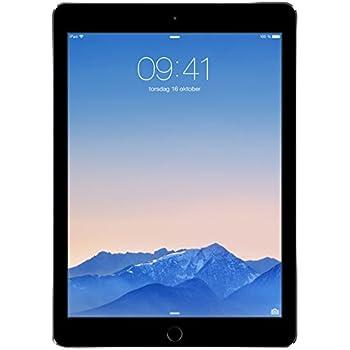 "Apple iPad Air 2 - Tablet de 9.7"" (WiFi + Bluetooth, 16 GB, 2 GB RAM, iOS 8.1), gris espacial"