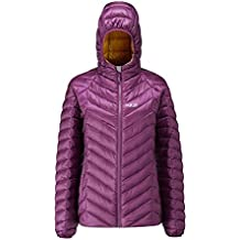 RAB WOMENS NIMBUS JACKET BERRY (SIZE UK 8)