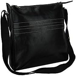 Abentasche Susi, Damentasche in schwarz