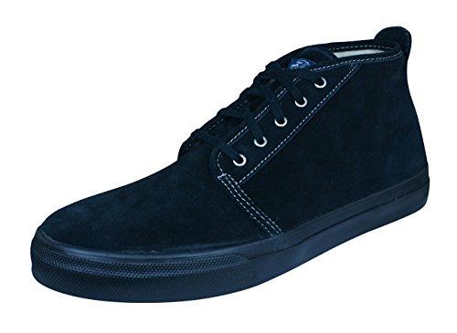 Sperry Cloud CVO Chukka Herren-Lederstiefel-Black-45 (Sperry Chukka Stiefel Herren)