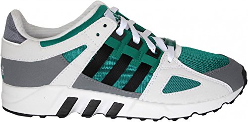 ADIDAS - Baskets basses - Homme - Equipment Running G Blanc et Vert pour homme tech beige core black sub green