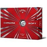 2015 Callaway Chrome Soft Herren Golfbälle Dutzend