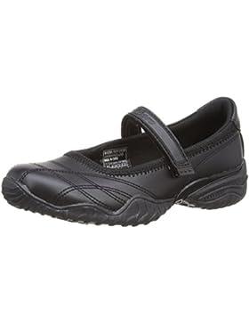 Skechers Velocity Pouty - Bailarinas de cuero niña