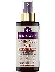 Aussie 3 Miracle Oil Reconstructor für strapaziertes Haar, 100ml