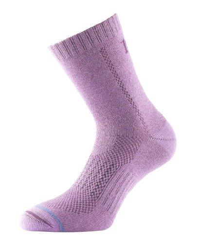 1000 Mile Damen Walking Socken All Terrain Socks, Himbeere, M, 1950LLM