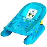 Mee Mee Spacious Anti-Skid Baby Bather (Bath Seat) (Light Blue)