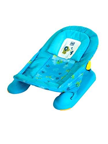Mee Mee Anti-Skid Spacious Baby Bather (Blue)