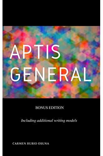 Aptis General: Bonus edition: Including additional writing models
