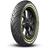 JK Tyre BLAZE BR31 100/90-17 Tubeless Bike Tyre, Rear