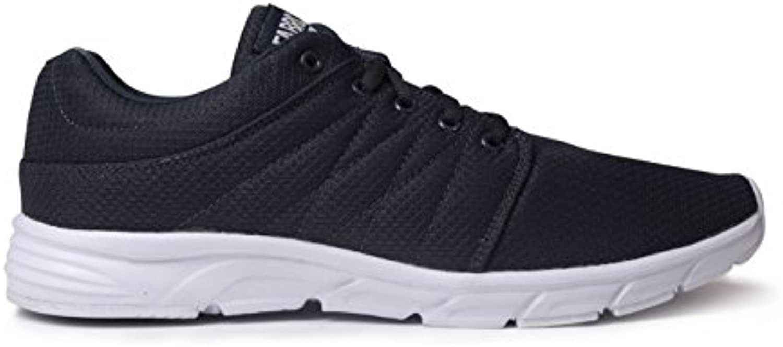 Original Schuhe mit reup Runner Herren Sneaker  Marineblau  Sport Laufschuhe Turnschuhe