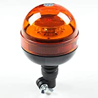 LanXi/® Neue DC12V 240LED Einsatzfahrzeug magnetisch Adsorptiv Notfall Blitzleuchte Lichtbalken Warnleuchten Stroboskoplicht Gr/ün